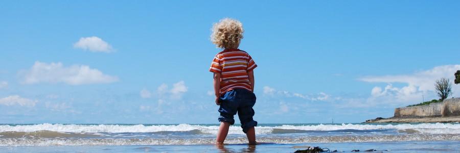 enfant mer